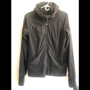 Lulu lemon Black reversible jacket